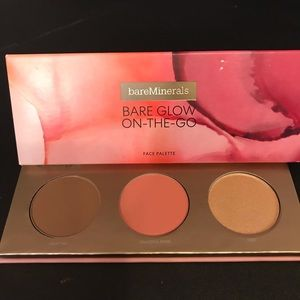 2/$30 Bare Minerals Face Palette New Authentic